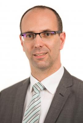 Der Beigeordnete und Gesundheitsdezernent im Landkreis Elbe-Elster, Roland Neumann