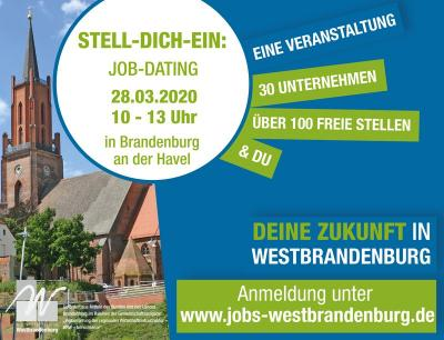 Foto zur Meldung: Job-Dating