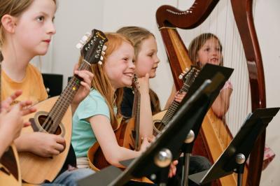 Vorschaubild zur Meldung: Musikschule aktiv – herzliche Einladung