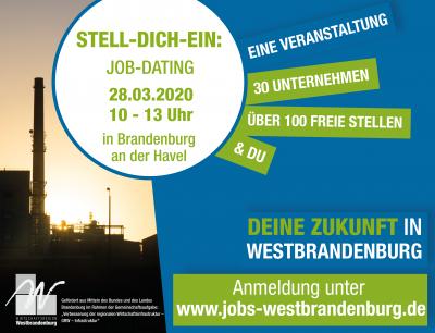 """Foto zur Meldung: Job-Dating """"Stell-Dich-Ein"""" in Brandenburg an der Havel"""