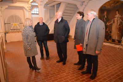 Foto zur Meldung: Neue Glocken für Harzgerode