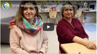 """Vorschaubild zur Meldung: SESB - Kurzfilm """"Wir leben Europa"""""""