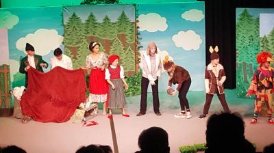 """Foto zur Meldung: """"Rotkäppchen"""" - Sonntagsmärchen im Theater Zielitz am 15. März"""