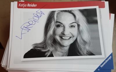 Lesung von Katja Reider