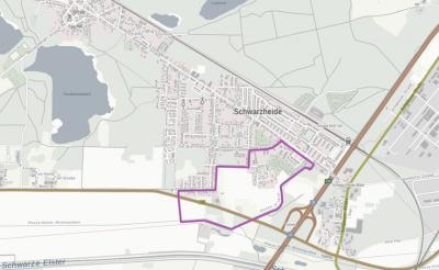 Foto zur Meldung: Wasserbehörde des Landkreises Oberspreewald-Lausitz informiert: Benutzungsuntersagung von Grundwasser und oberirdischen Gewässern in einem südlichen Teil von Schwarzheide