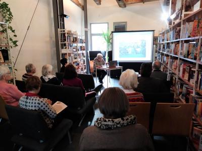 Foto zur Meldung: Bona Peiser – eine Wegbereiterin der Bücher- und Lesehallen-Bewegung  und der Frauenarbeit in Bibliotheken