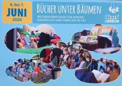 Foto zur Meldung: BerlinBuchkids im Juni