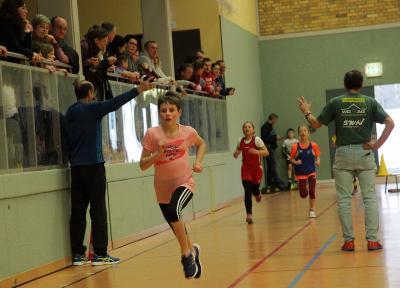 Foto zur Meldung: Spannende Wettkämpfe bei der KM im Hallen-Mehrkampf 2020