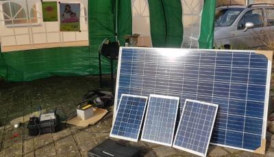Foto zu Meldung: Ihr Klimaschutz- und Energiemanagement informiert – Kleinst- Solaranlagen für Eigenheim und Unternehmen: