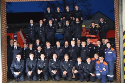 Foto zur Meldung: Jahreshauptversammlung FF Perleberg