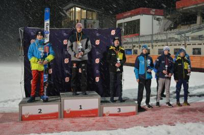 2.Platz Marvin Schnittger