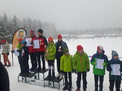 Foto zur Meldung: Thüringer Teamsprint-Meisterschaften