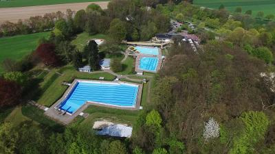 """Foto zur Meldung: Freibad """"Schöne Flöte"""" – Servicekräfte für die Badesaison 2020 gesucht"""