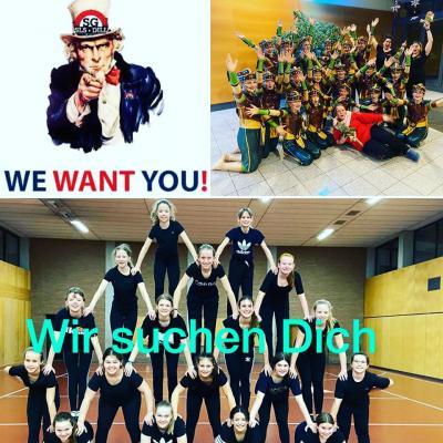 Wir suchen dich