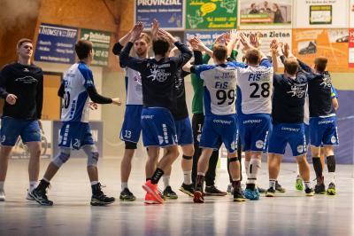 Foto zur Meldung: ABGESAGT: SH-Liga Männer: TSV Sieverstedt - HSG Marne Brunsbüttel