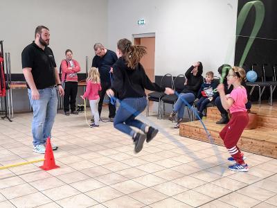 Foto zur Meldung: JFZ Nord begrüßte viele Gäste zum Familientag