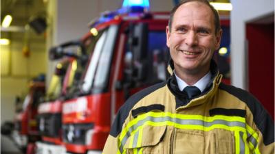Vorschaubild zur Meldung: Frank Kliem - Vizepräsident des LFV BB e.V. bewirbt sich als Präsident des Deutschen Feuerwehrverbandes e.V.