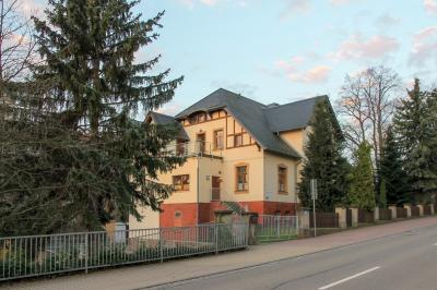 "Kindertagesstätte ""Villa Kunterbunt""; Foto: U. Schlick"