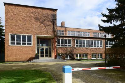 Foto zur Meldung: Klinikum Niederlausitz richtet Außenstelle für Corona-Tests ein