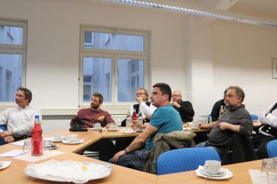 Vorschaubild zur Meldung: Innungsversammlung der Zimmererinnung Leipzig