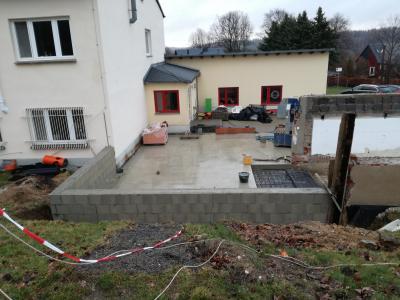 Foto zur Meldung: Bautagebuch 25.02.-10.03.2020