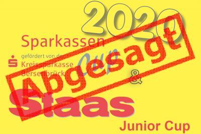 Bild der Meldung: Laufserie Sparkassen Cup & Staas-Junior Cup abgesagt!