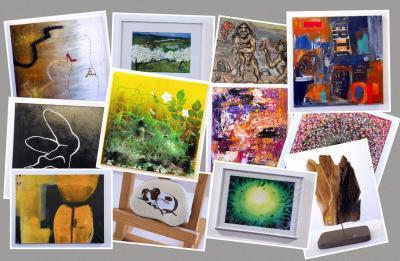 Vorschaubild zur Meldung: Galerie der Stadt Wendlingen am Neckar geschlossen, Ausstellung Freizeitkunst Online