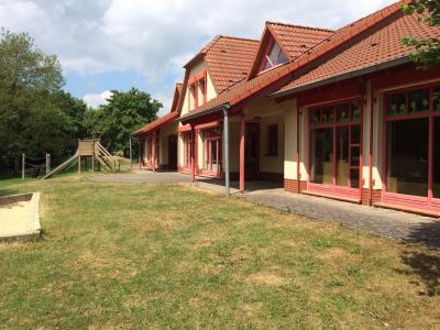 Vorschaubild zur Meldung: Kindertagesstätte der ev. Kirchengemeinde Merzhausen-Willingshausen bleibt vorerst geschlossen