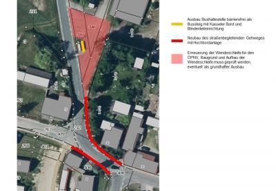 Vorschaubild zur Meldung: Fördermittel für die Bushaltestelle in Wehnsdorf