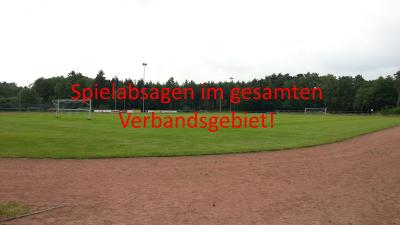 Foto zur Meldung: Germania - +++ Spielabsagen im gesamten Verbandsgebiet +++