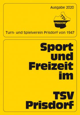 Foto zur Meldung: TSV Informationszeitschrift 2020 da!