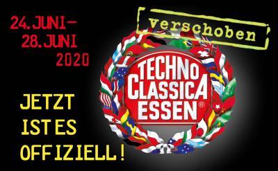 Essen TechnoClassica 2020