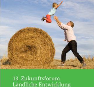 Foto zur Meldung: Dokumentation der Begleitveranstaltungen des 13. Zukunftsforum Ländliche Entwicklung 2020