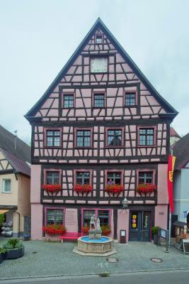 Rathaus Veringenstadt