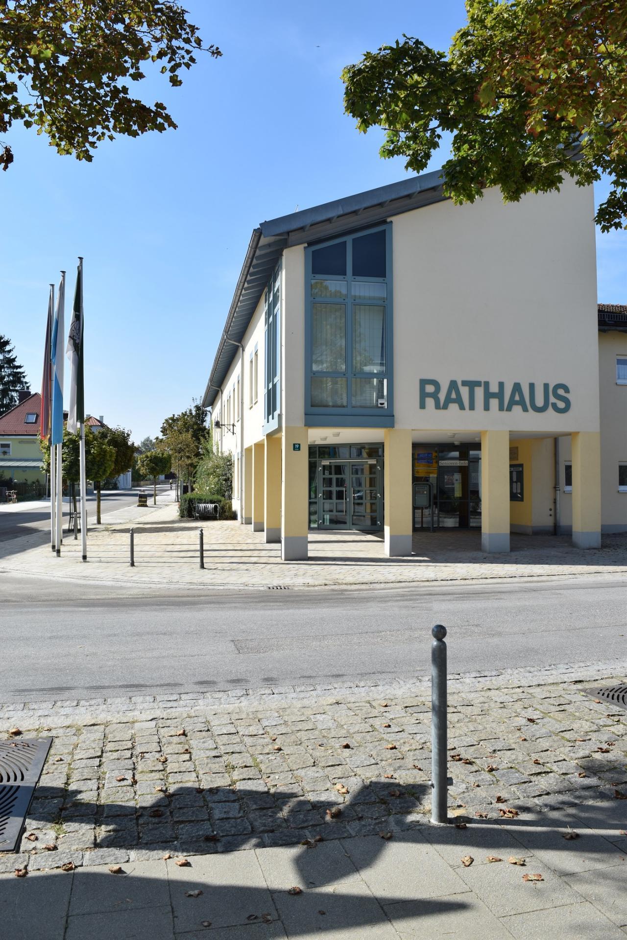 Bild der Meldung: Eingeschränkter Dienstbetrieb im Rathaus
