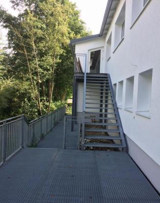 """Foto zur Meldung: Jugendbereich im """"weißen Haus"""" bis auf Weiteres geschlossen"""