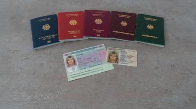 Ausweispflicht und Gültigkeit von Ausweisen