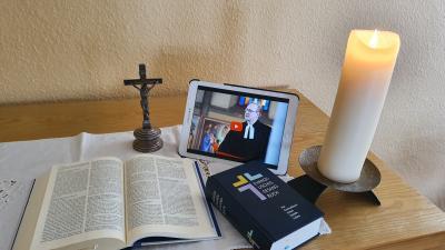 Vorschaubild zur Meldung: Pressemitteilung der evangelischen Kirchengemeinde Niemegk