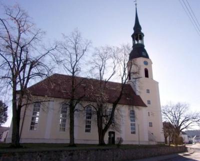 Foto zur Meldung: Einführung von Pfarrer Hans-Jörg Heinze  als Video-Gottesdienst