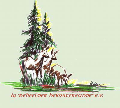 Foto zur Meldung: Vorstand des Rehfelder Heimatvereins informiert
