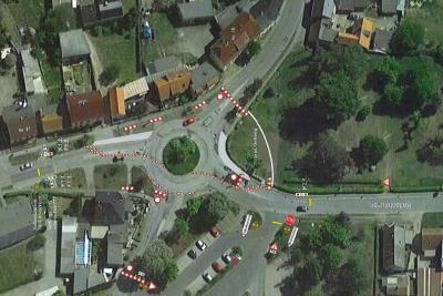 Foto zur Meldung: Ortsdurchfahrt Lehnin - so gehts weiter