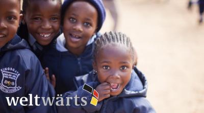 """Kooperation und Förderung von Children of Lesotho durch """"weltwärts"""""""
