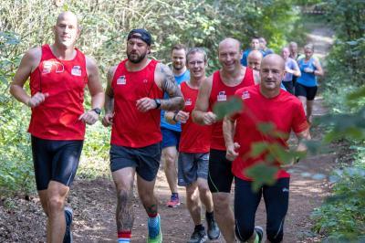 Foto zur Meldung: 20. Geburtstag der Laager Laufgruppe steht an