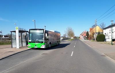 SEV-Bus in Tantow