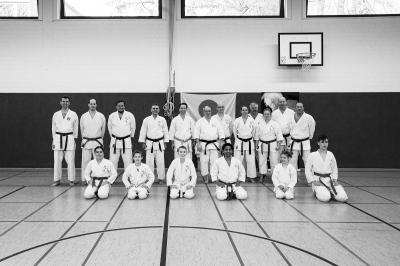 Bild der Meldung: Karate in Zeiten von Corona