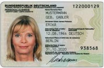 """Foto zur Meldung: Ausweisdokumente einfach online """"abholen"""""""