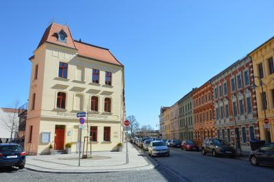 Das Mehrgenerationenhaus Bürgerzentrum Wittenberge I Foto: Martin Ferch