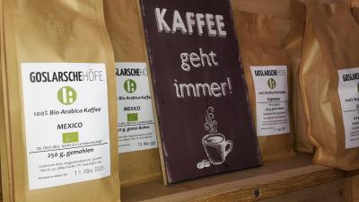 Foto zur Meldung: Höfe-Kaffee auch weiterhin erhältlich!