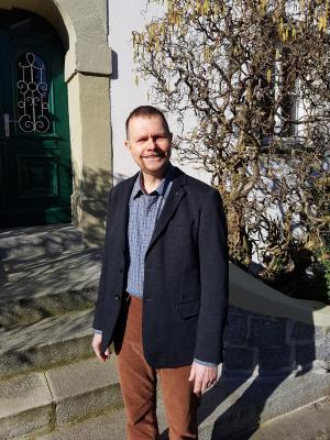 Foto zur Meldung: Evang. Kirche - Gruß und Gedanken von Pfr. Armin Baltruschat