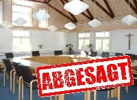 Sitzung des Gemeinderats am 01.04.2020 ist abgesagt